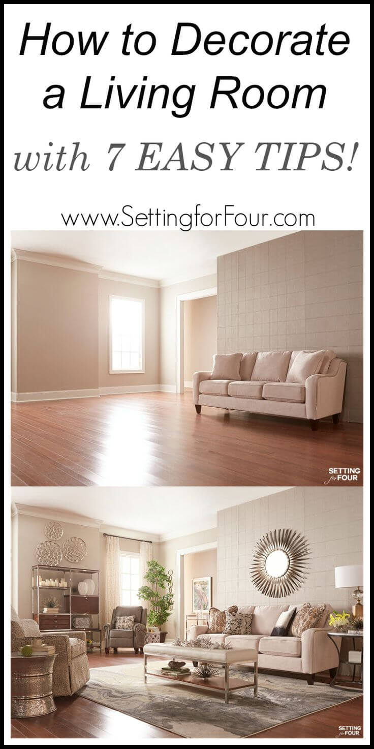 From Empty to Elegant in 7 Steps
