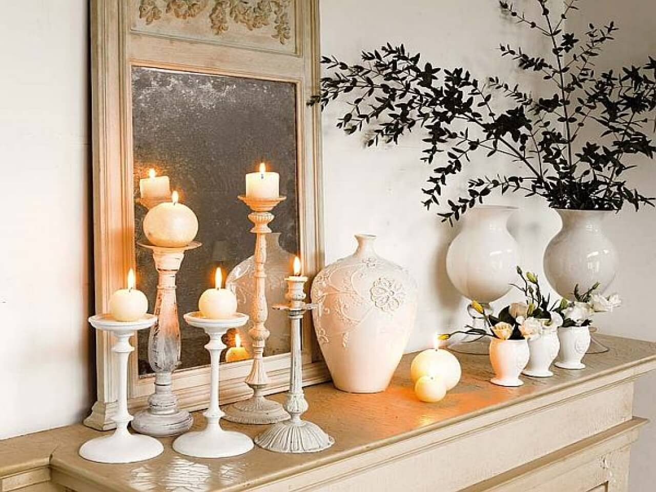 Simple Elegance with a Monochromatic Palette