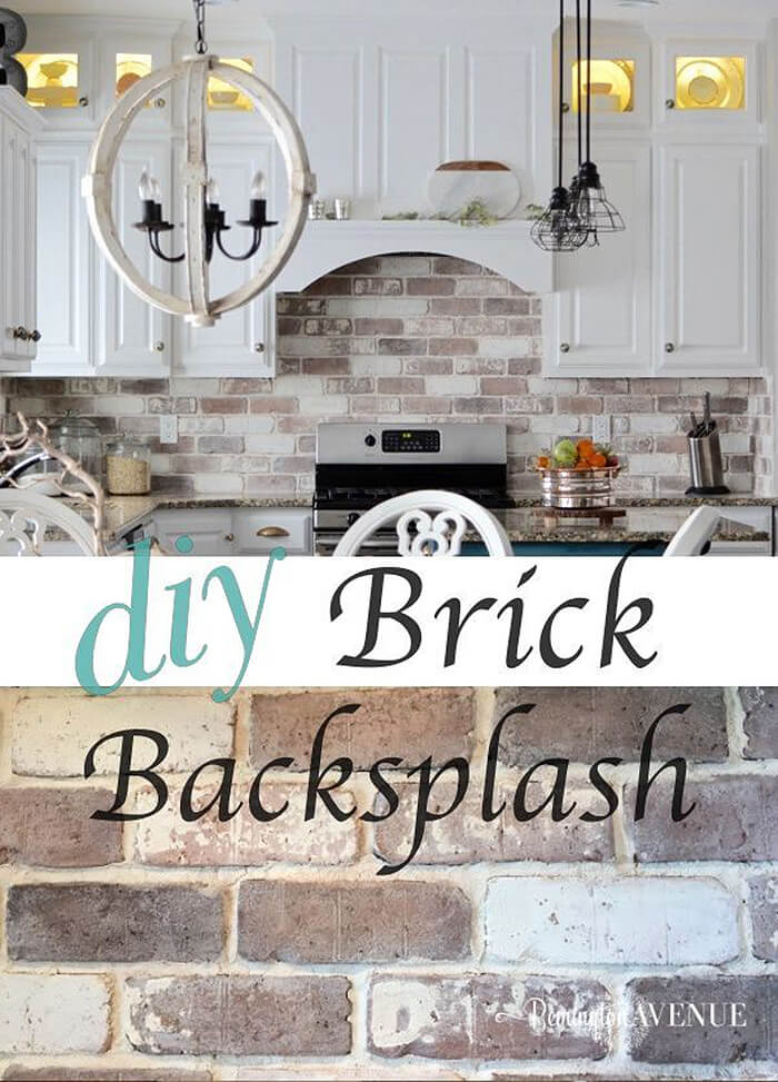 Lovely Brick for a Country Cottage Feel