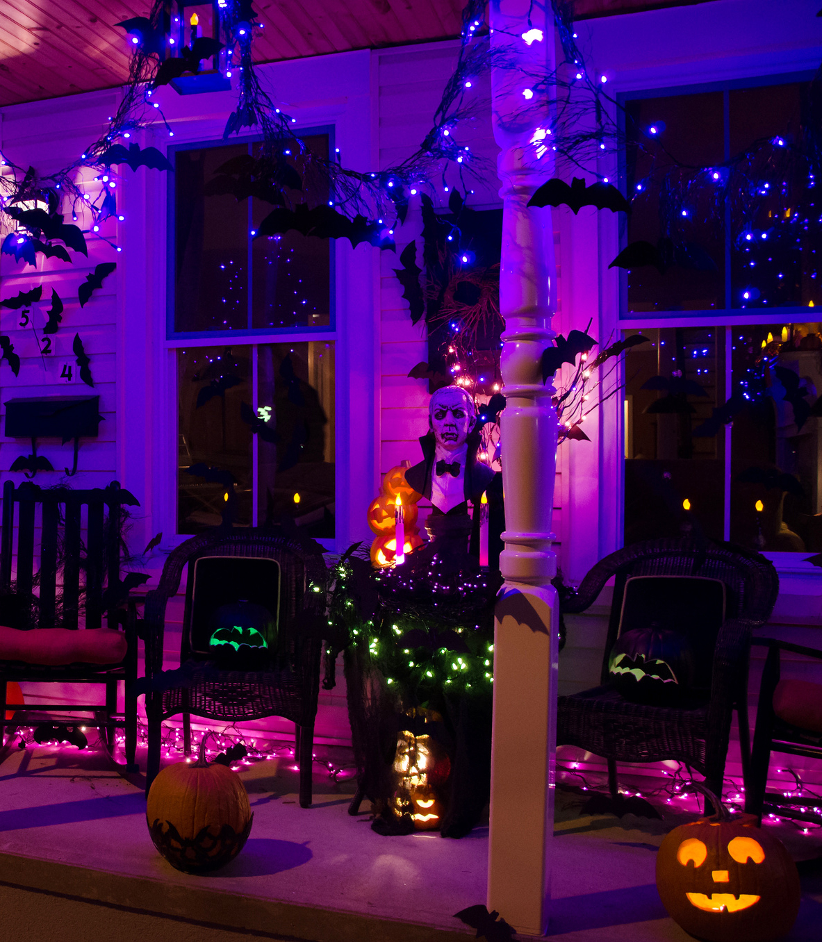 Lights for Halloween Too