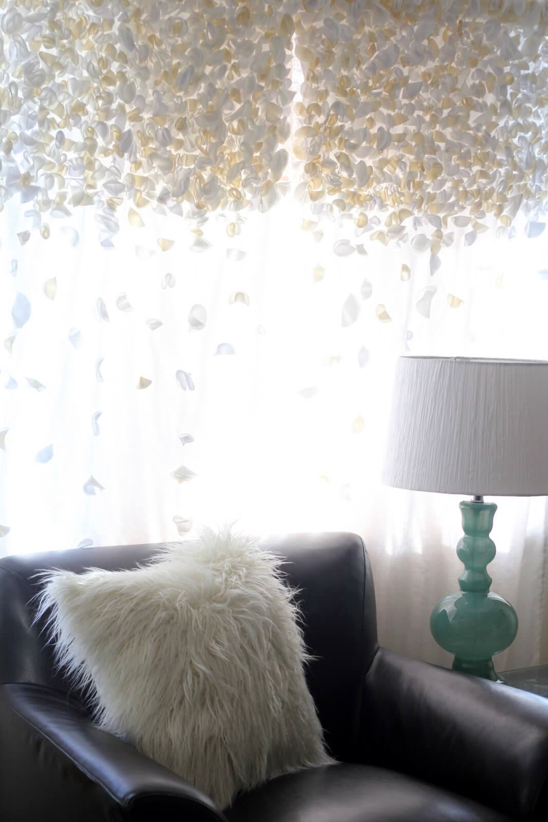 Dreamy Texture With Flutter-Style Sheers
