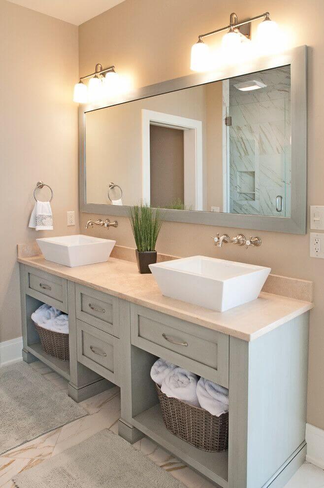 Spa Oasis Bathroom