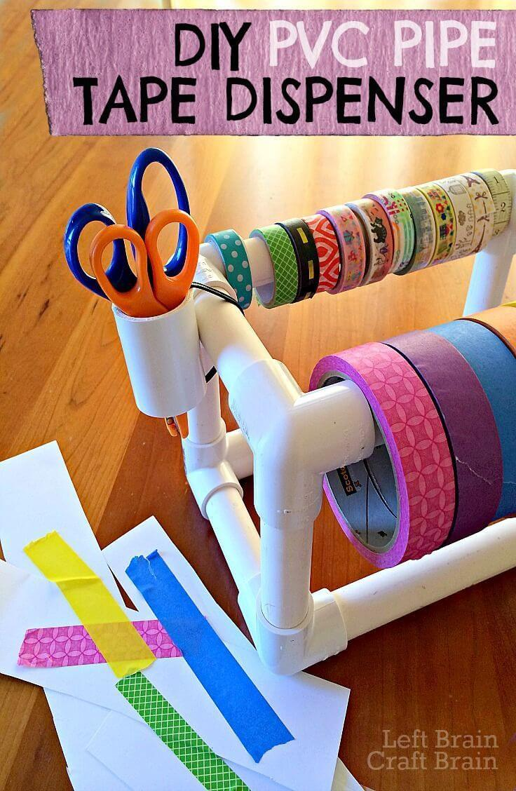 Cool Tape Dispenser Ideas