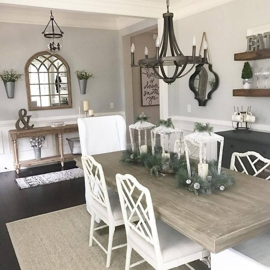 Wood and Wrought Iron Arch Accents