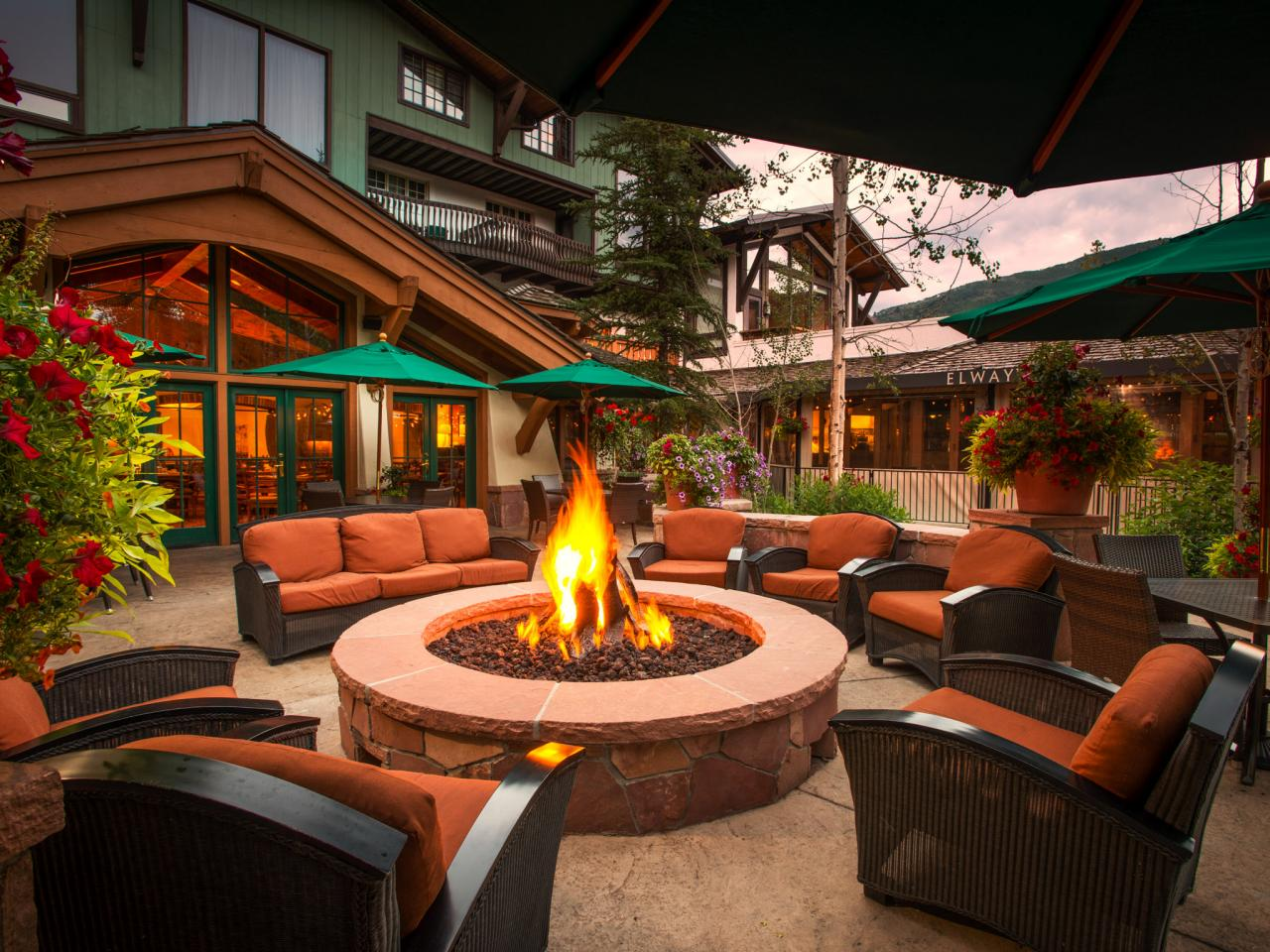 All Around the Firepit