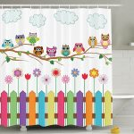 12-bathroom-kids-shower-curtains-ideas-homebnc