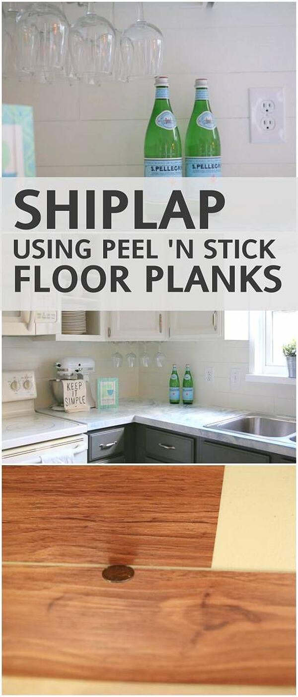 Floor Planks Can Do Double Duty