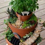 12-diy-flower-tower-ideas-homebnc