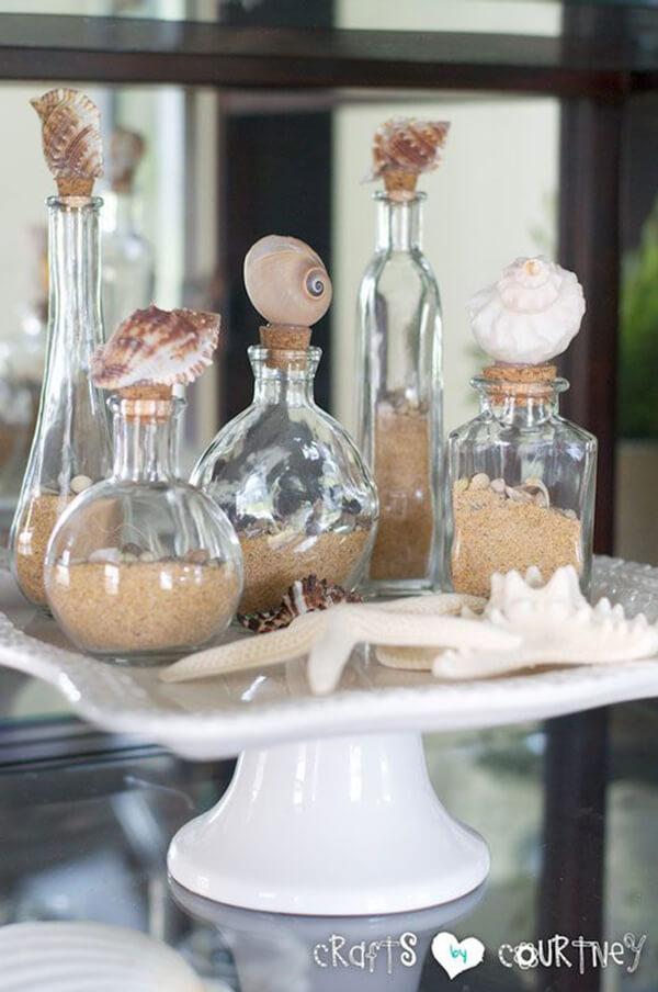 A Piece of the Beach in a Jar