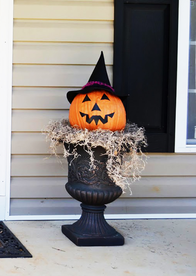 A Simple Halloween Statement