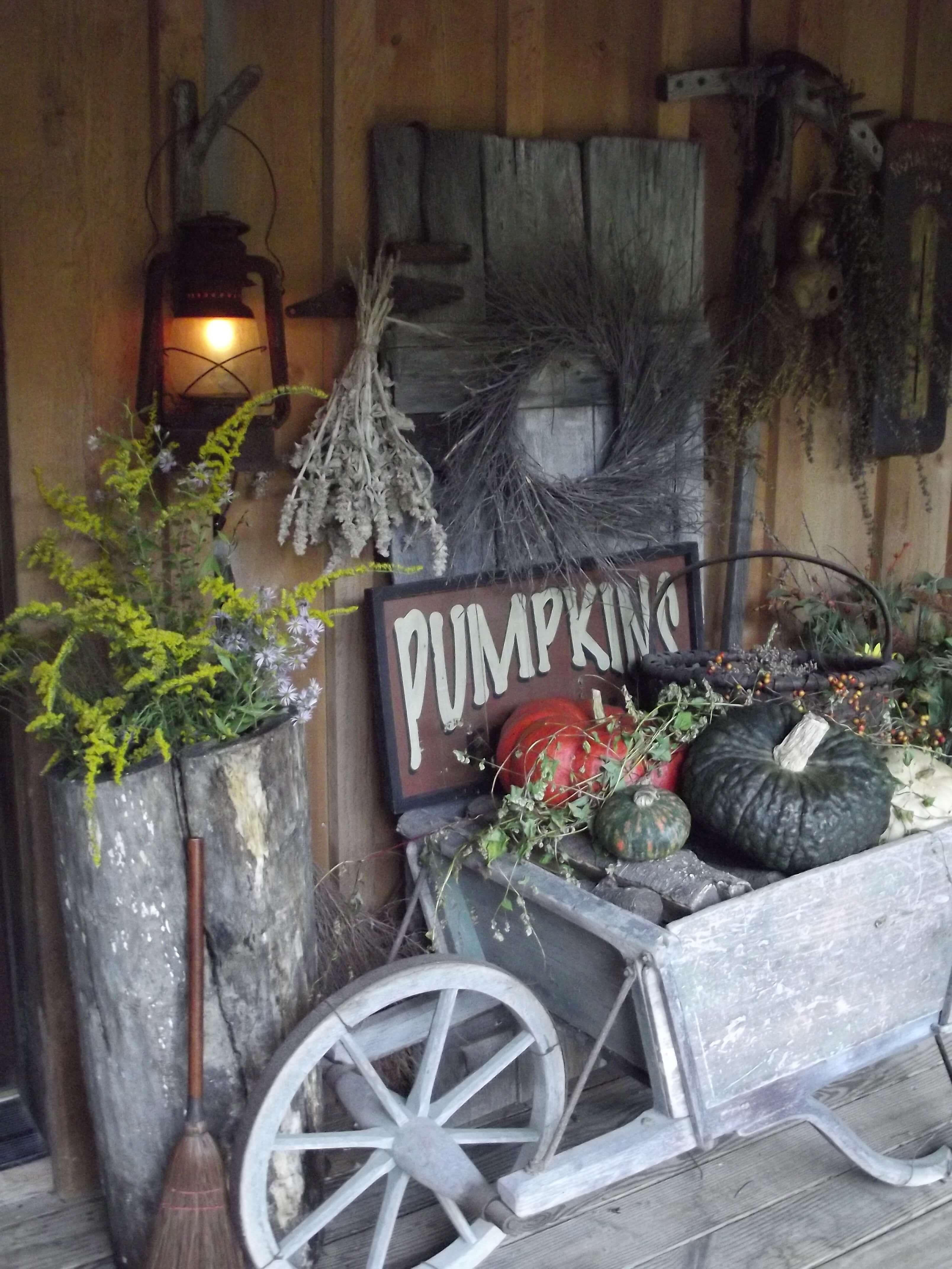 How to Design around Farm Primitives
