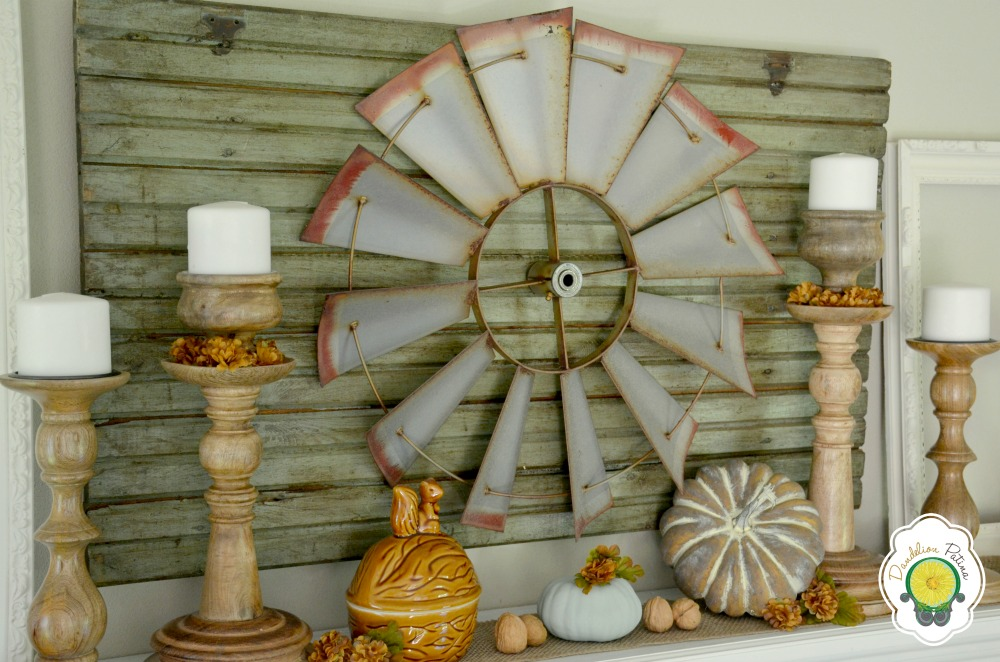 Country Theme Makes Fall Feel at Home