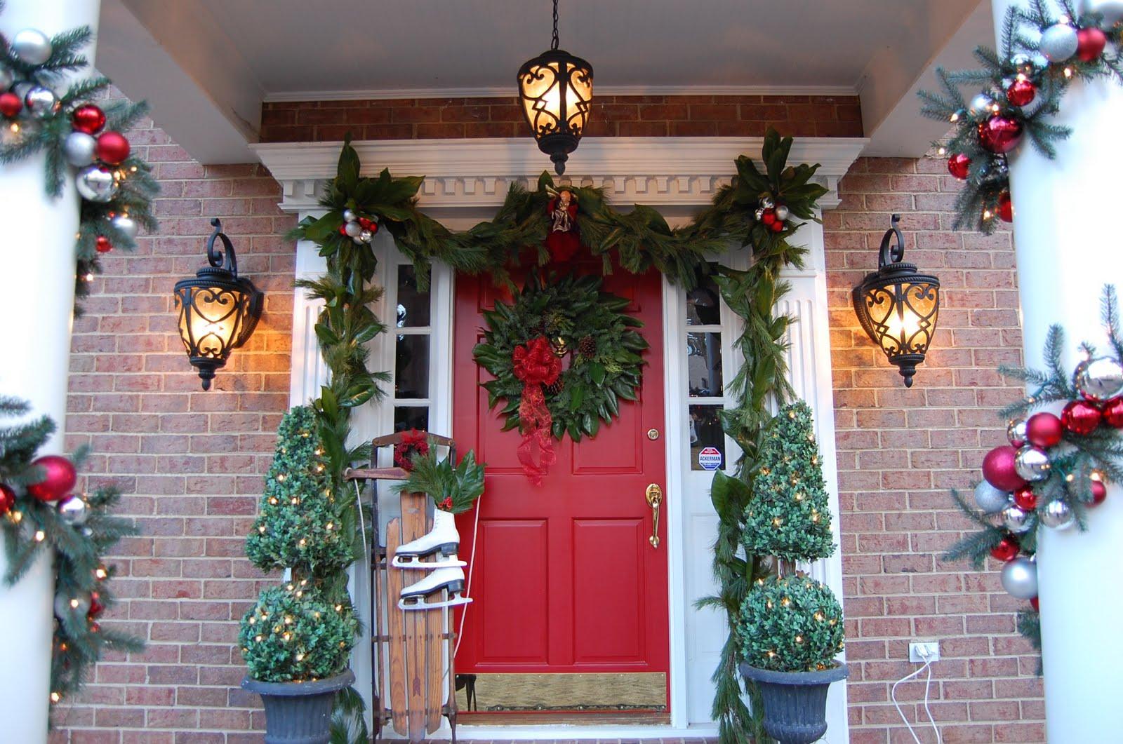 Spread Wreath Christmas Love Decoration