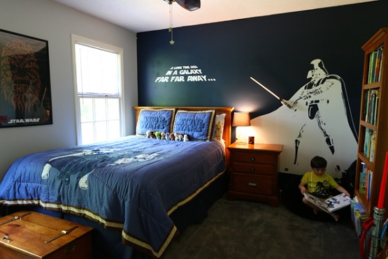 The Dark Side Star Wars Room Decor