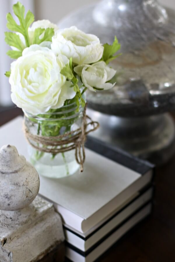 All-Season Faux Peony Bouquet