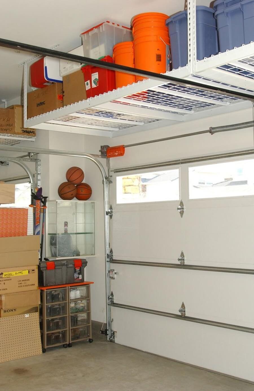 Ingenious Over-the-Door Shelving Unit