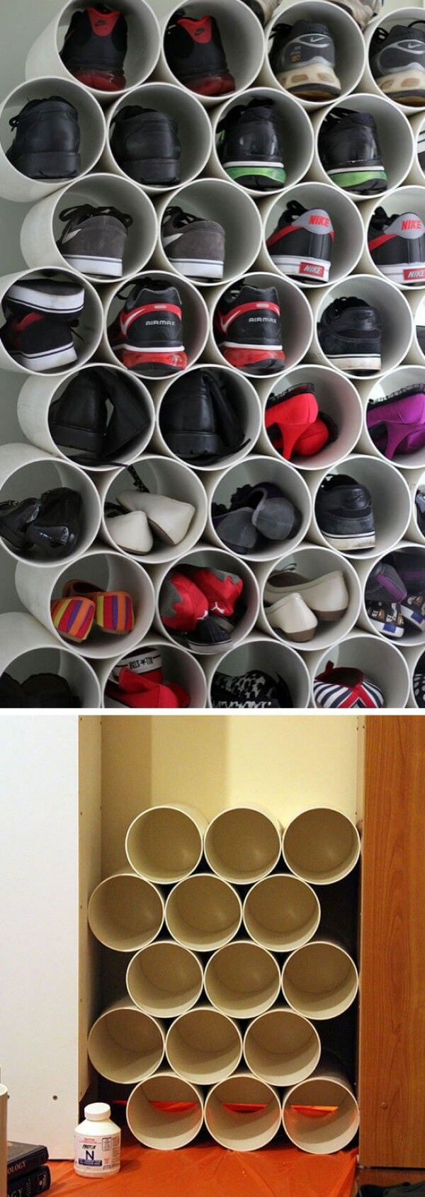 Not Your Mother's Shoe Rack