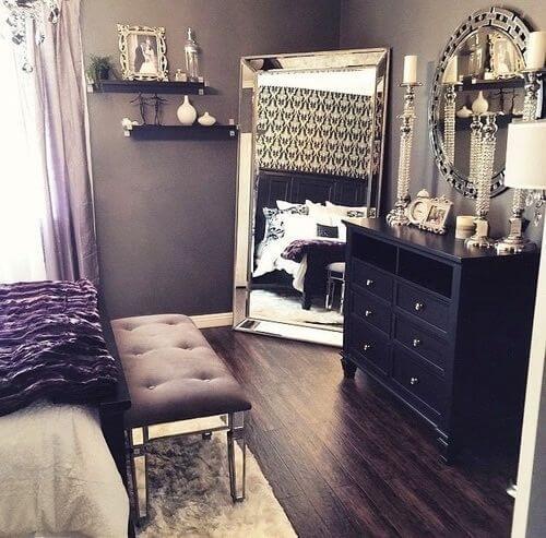 Nouveau Bohemia Royal-Hued Bedroom