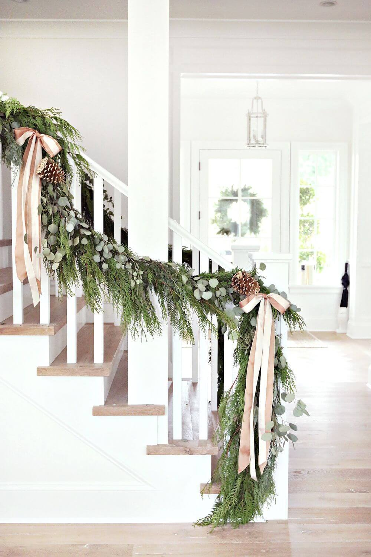 Elegant Garlands to Display Past December