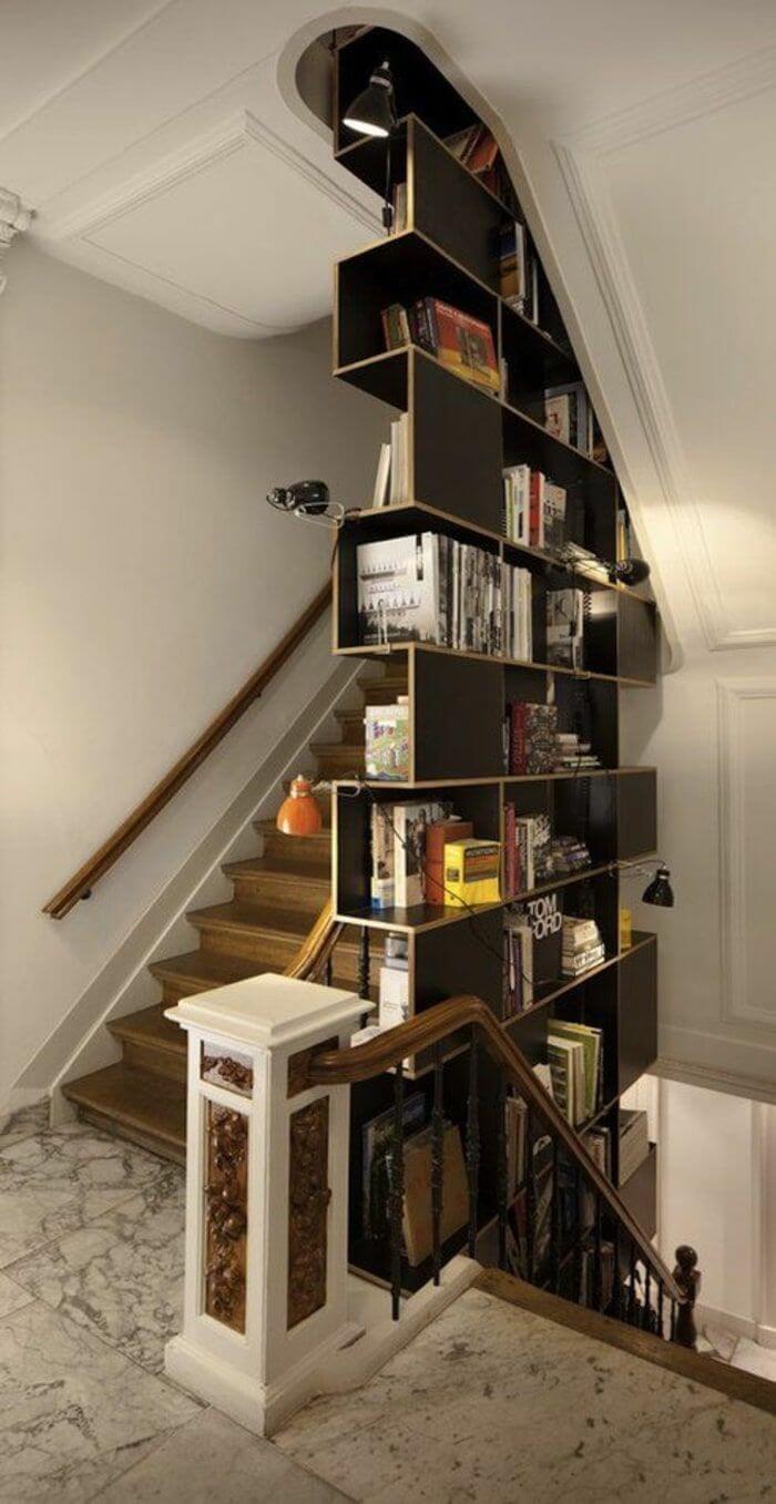 Floor to Ceiling Media Storage