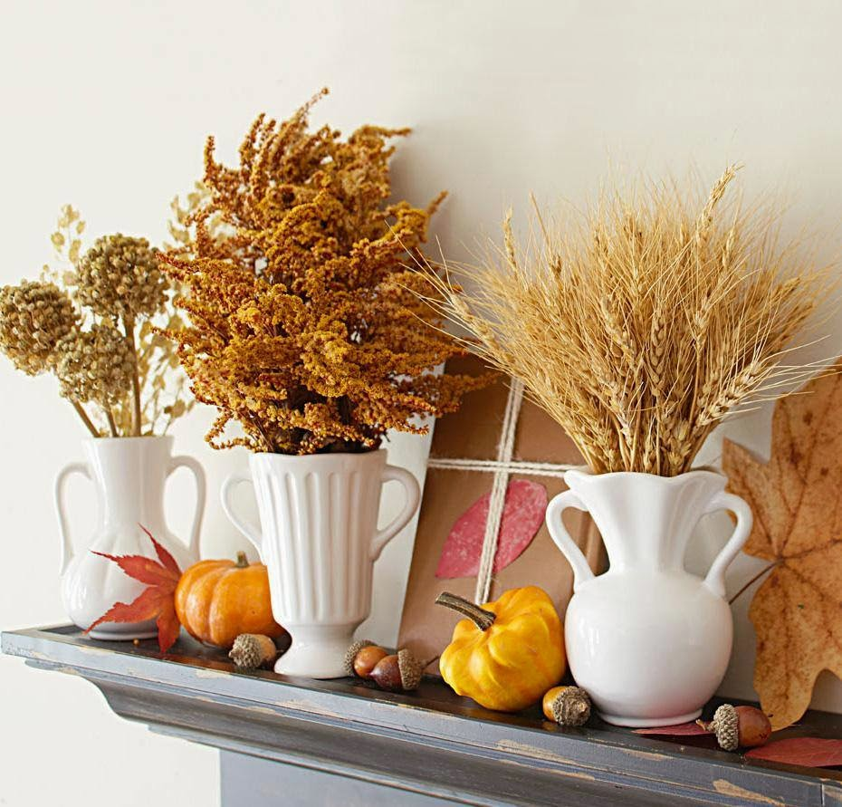 Bring the Outside in for a Taste of Fall