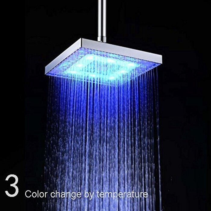 Getek Square Shower Head