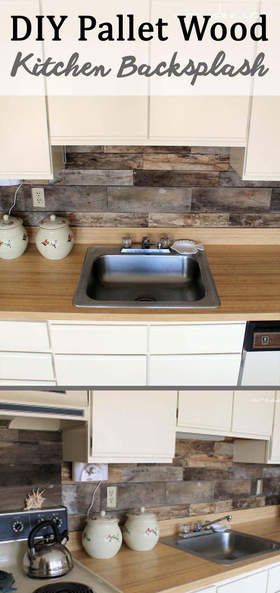 - 25+ Easy DIY Kitchen Backsplash Ideas To Breathe New Life Into