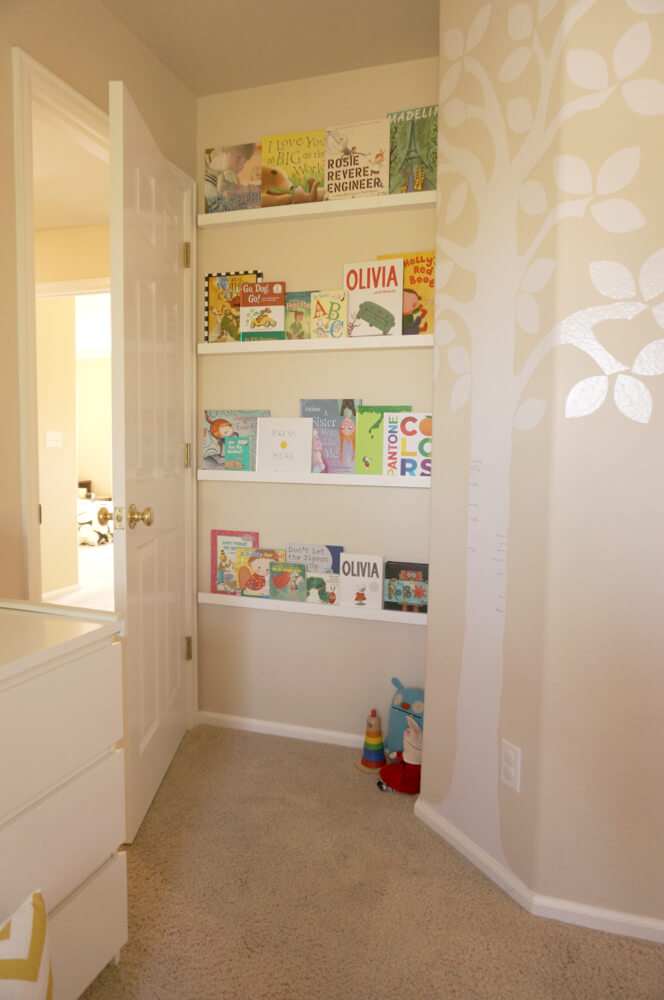 Simple Space Saving Behind-the-Door Solution