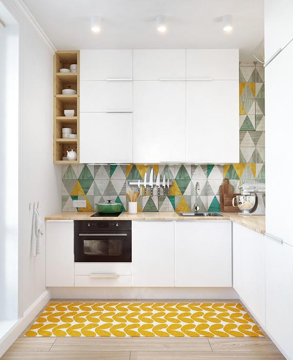 Artfully Transform Walls Kitchen Decoration