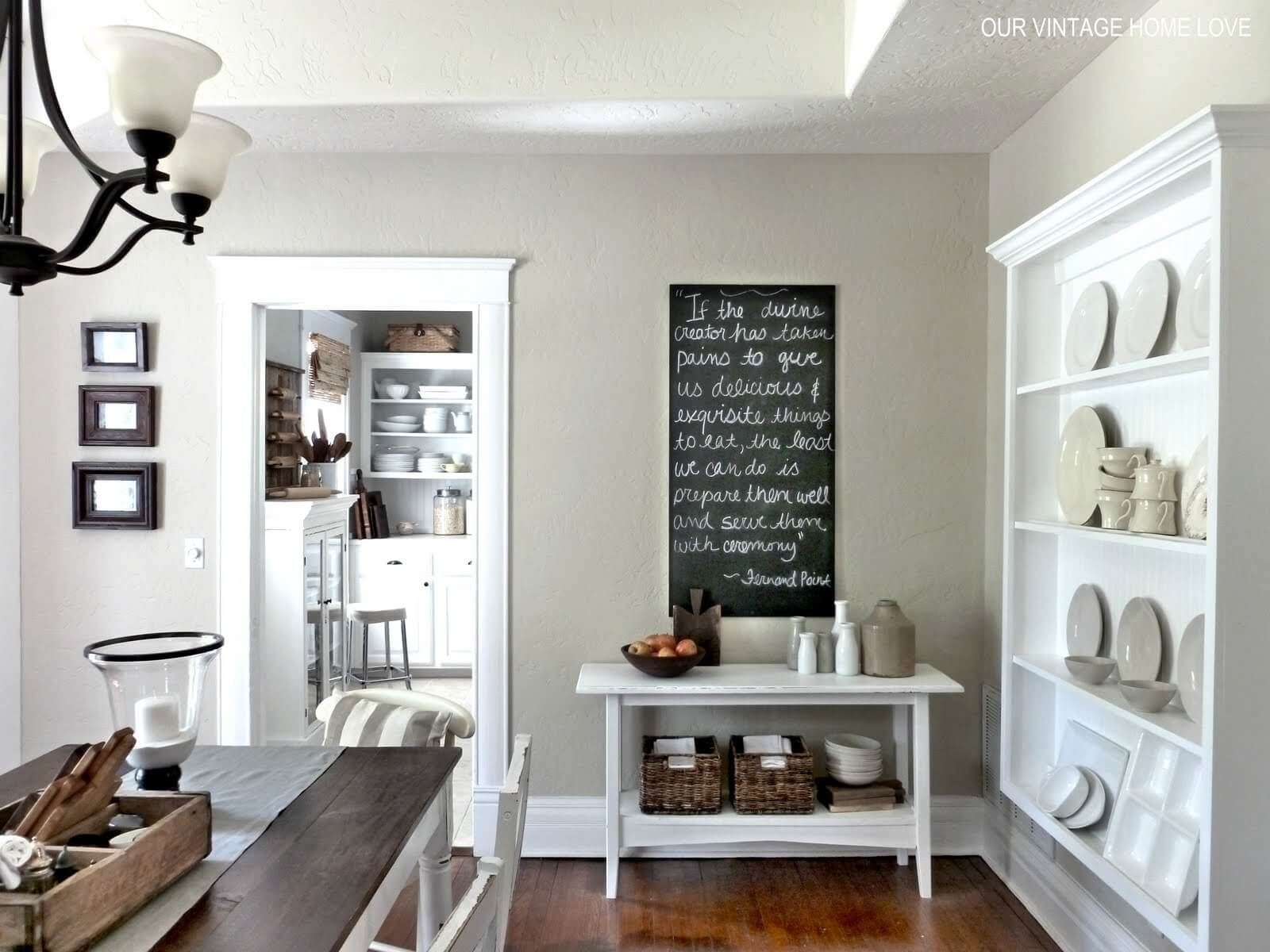 Storage Solutions for Neutral Decors