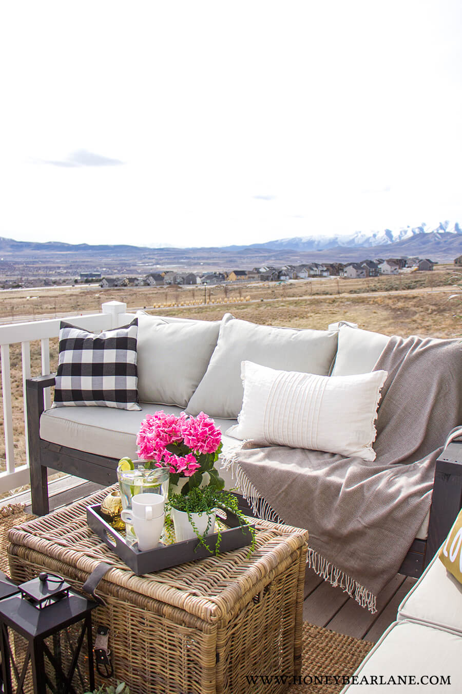 Sundance Inspired DIY Outdoor Furniture Projects