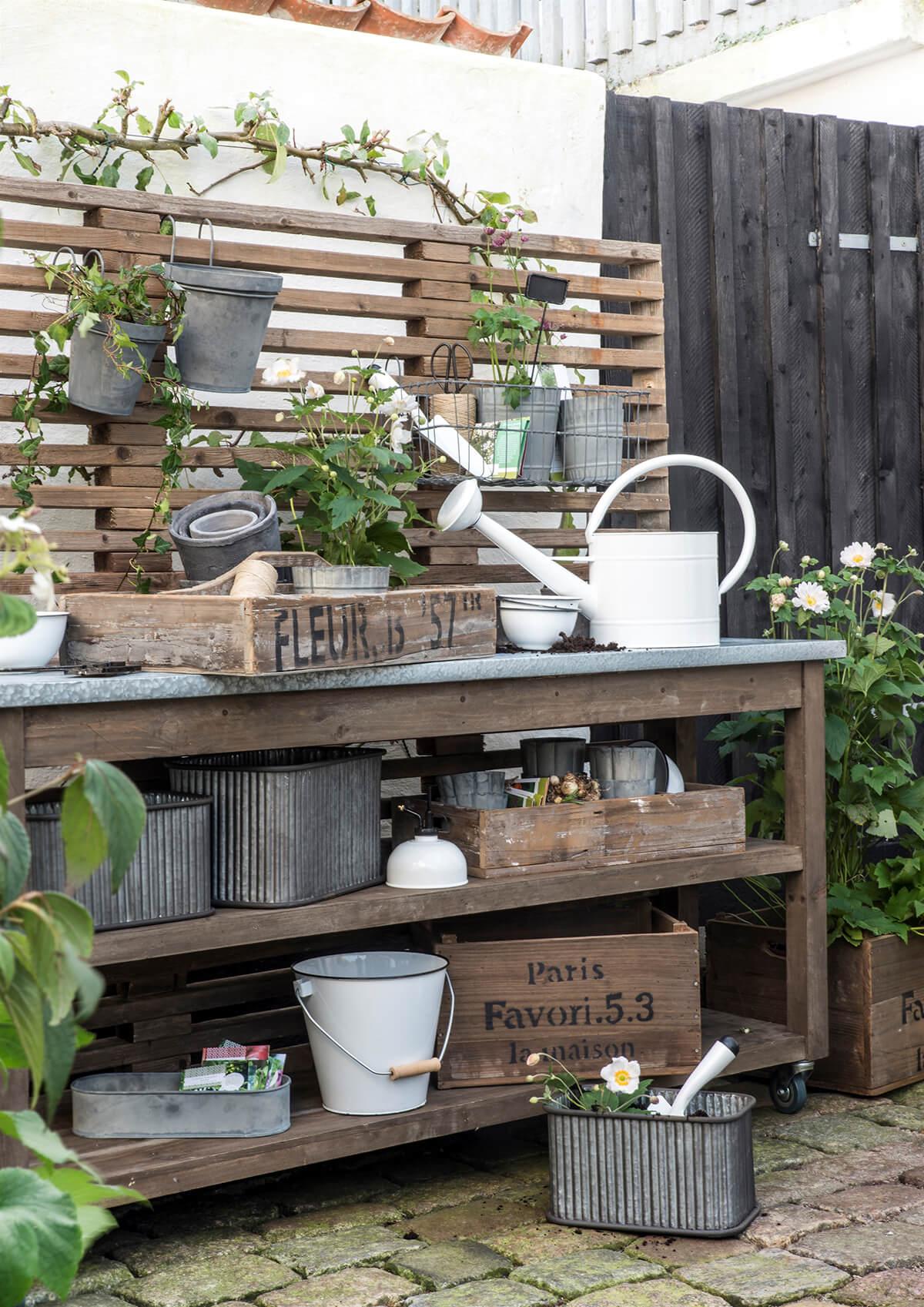 Your Favorite Corner of the Garden