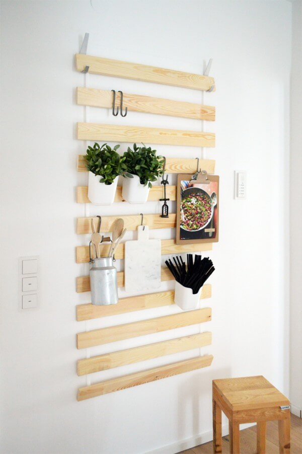 Hook and Ladder Project for Cooking Essentials