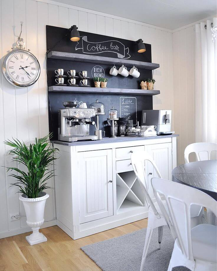 Build Your Own Coffee Bar