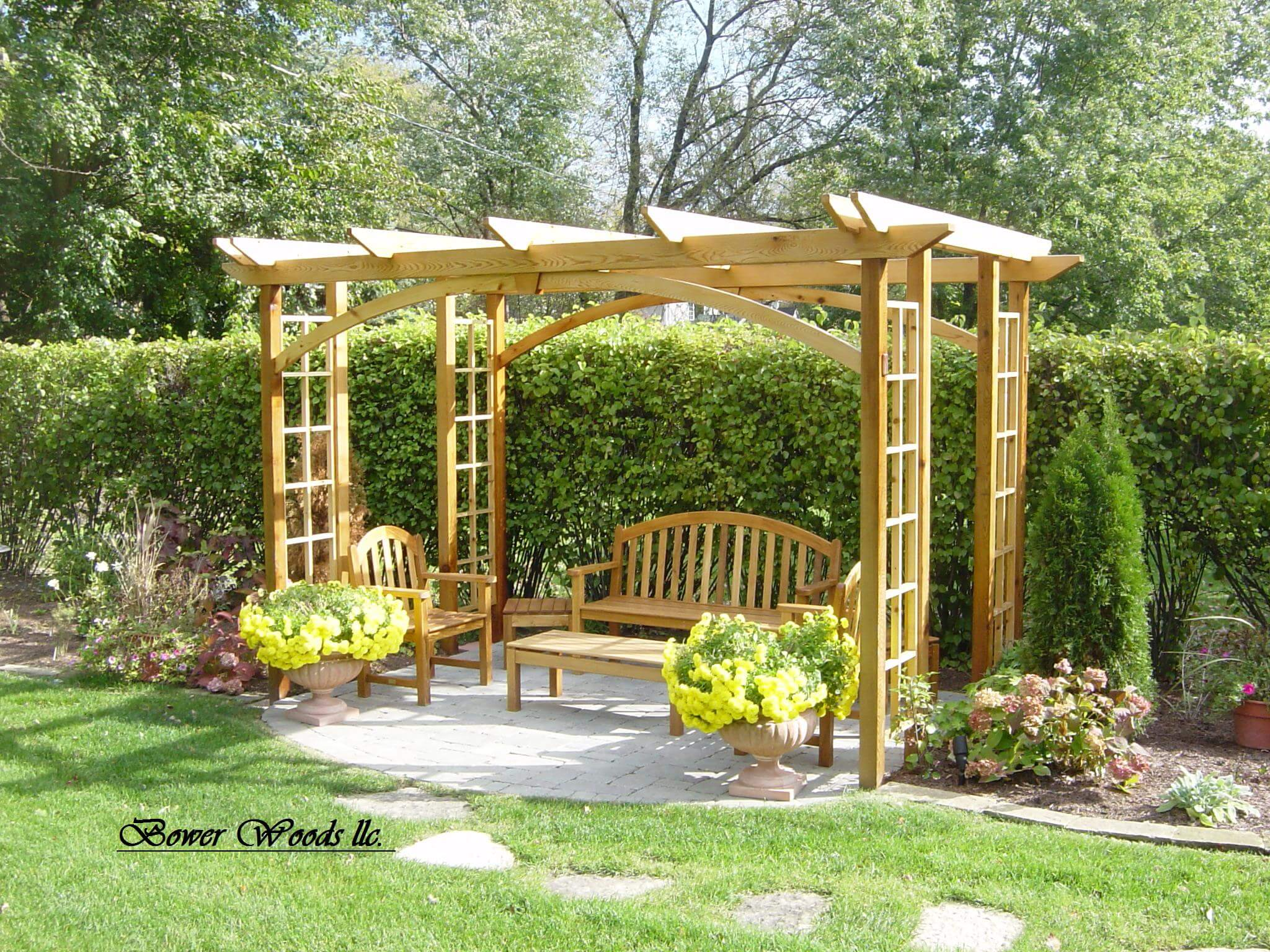 Garden Gazebo Style Pergola