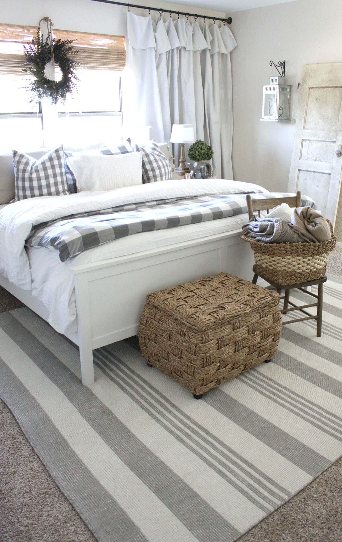 The Perfect Neutral Bedroom Palette