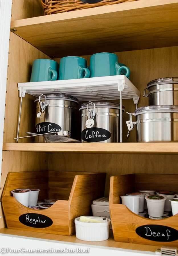 Kitchen Cupboard Bonus Shelf