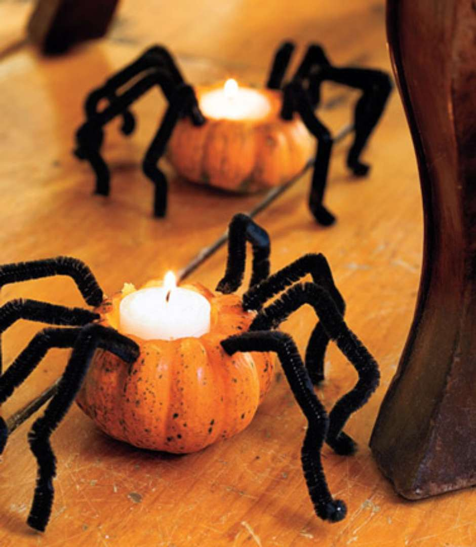Mini-Pumpkins Can Still Make Jack-O-Lanterns