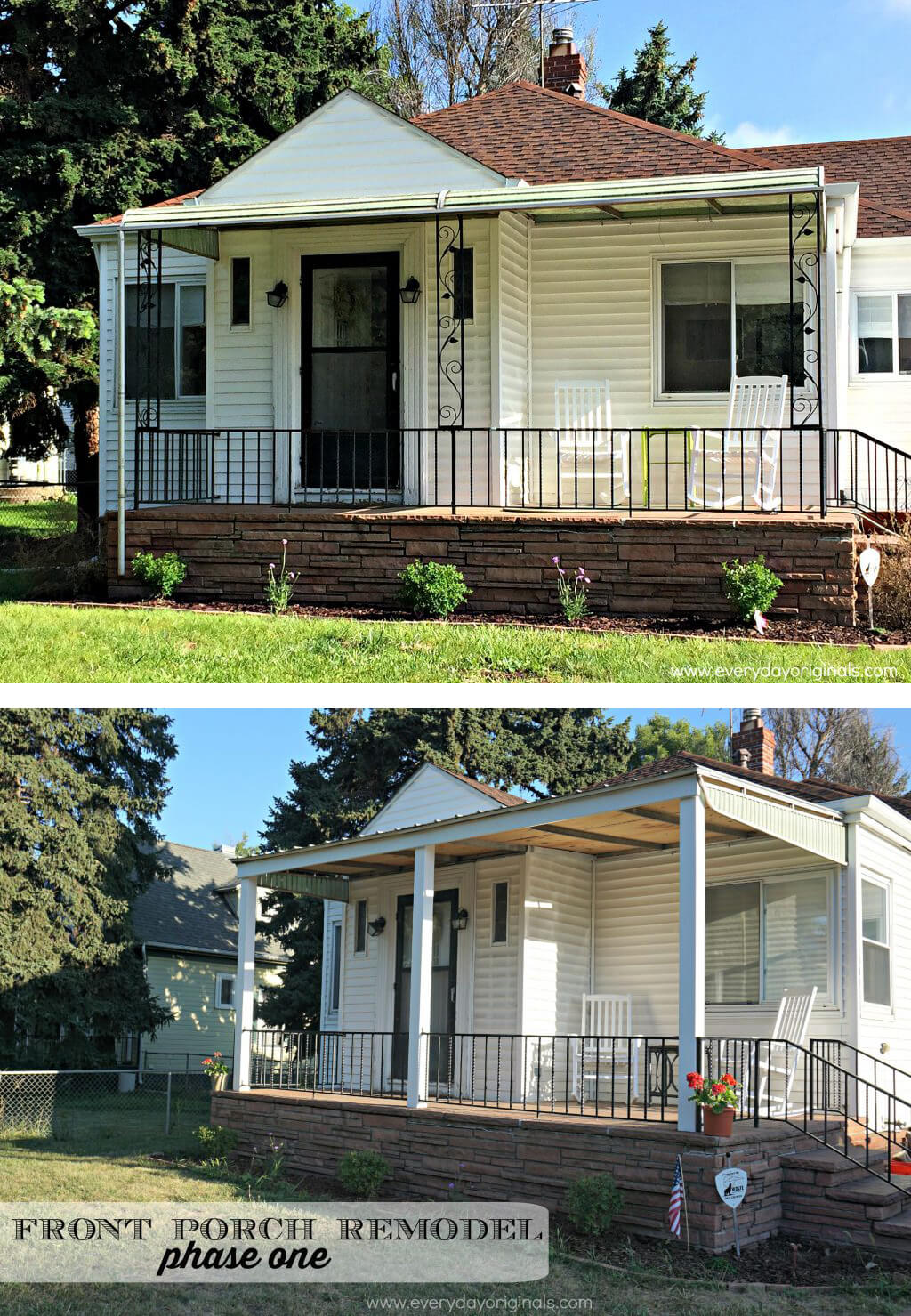 A Versatile First-Time Porch Owner Floorplan