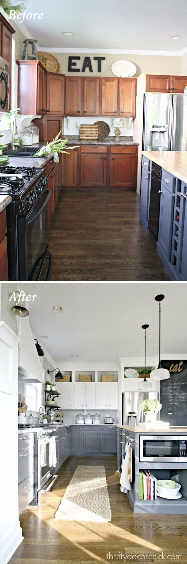 Remodelling Projects and Ideas for Kitchens