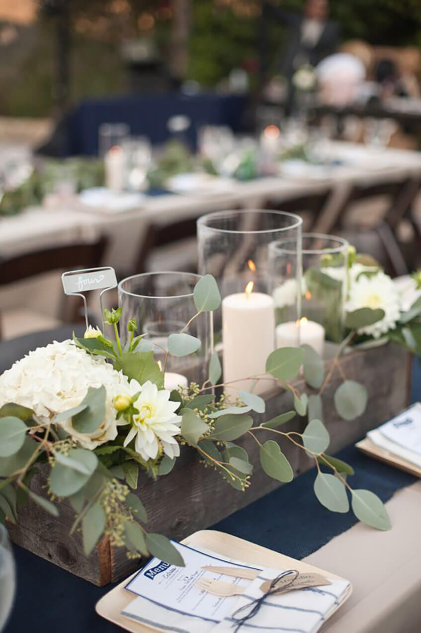 Elegant Centerpiece for Weddings and Events