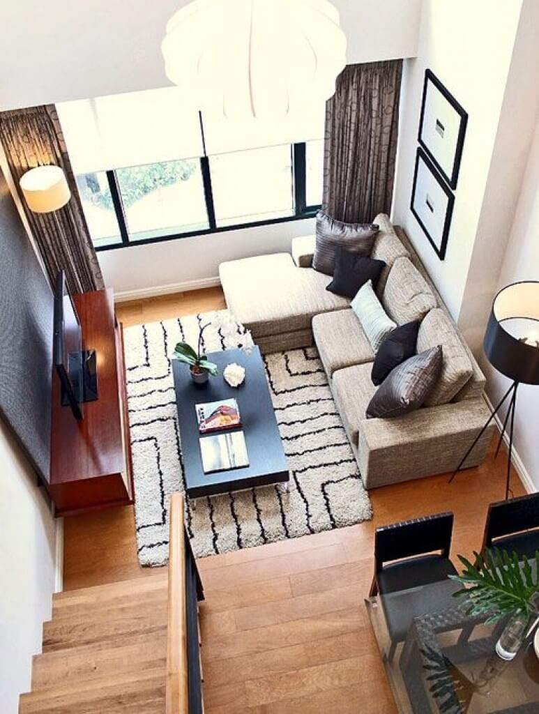 Beautiful Room with Bold Style