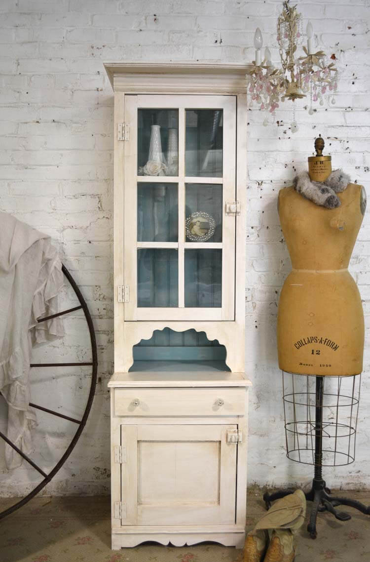 Bring Back the Farmhouse with a Stylish Cabinet