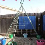23-diy-garden-trellis-projects-ideas-homebnc