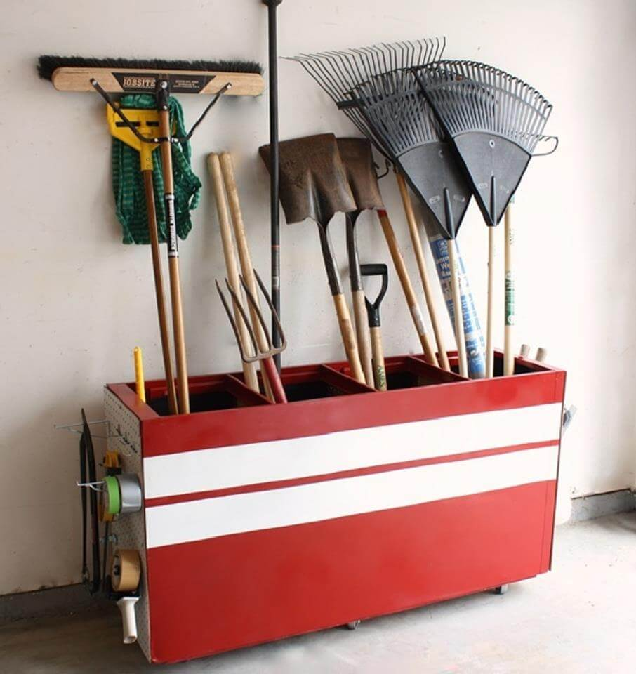 All in One Place Mobile Tool Tote