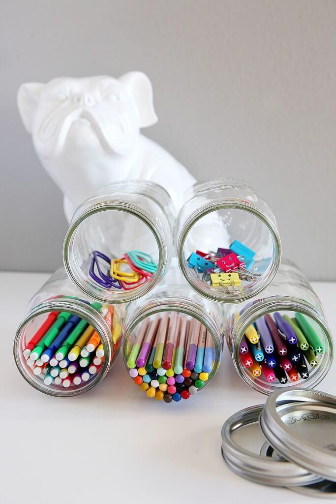 Art Supply Organization Made Simple