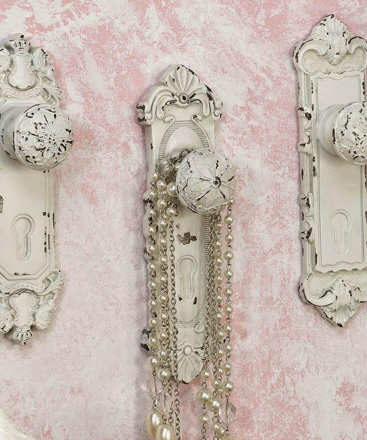 J'adore Doorknob Repurposed Jewelry Display