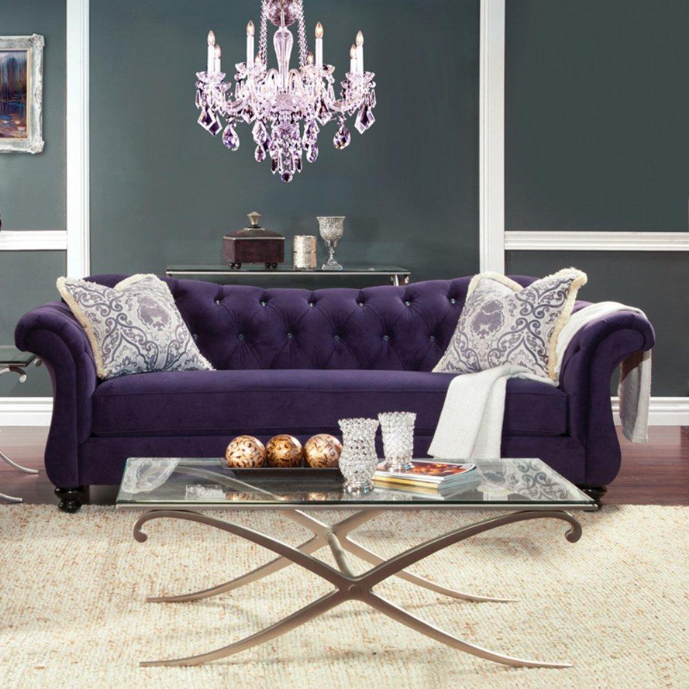 Furniture of America Wellington Sofa