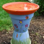 24-diy-bird-bath-ideas-homebnc