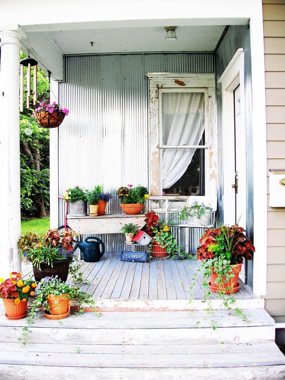 Eclectic Flower Pot Collection